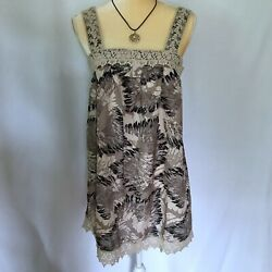 Blu Pepper NWOT Flowy Lace Dress S $24.00