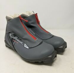 Salomon Siam 5 TR Cross Country Ski Boots Women#x27;s 7.5 SNS Profil 39 1 3 $44.99