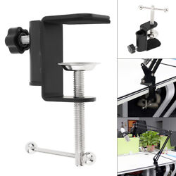 Table Lamp Clip Light Clamp Base Adjustable Arm Clamp Mounting Bracket 1 45MM $5.78