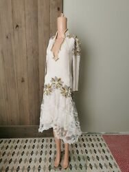 RODARTE RUNWAY DRESS SZ S