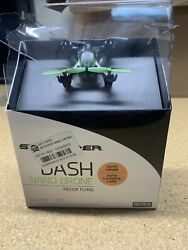 Sky Viper Dash Nano Drone Indoor Flying Auto Hover Box Is Damaged But Is New $15.00