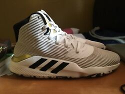 Adidas Pro Bounce 2019 Basketball Shoes Size 13 EE3896 $30.00