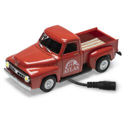 Lighted 1:48 Scale 1953 Ford Atlas Roofing Pickup Truck Menards $14.99