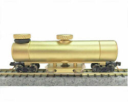 CMX N Scale Clean Machine Track Cleaning Car Brass with Extra Pads $179.95