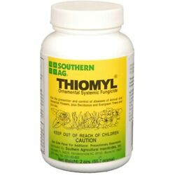Southern Ag Thiomyl Ornamental Systemic Fungicide 2 Ounce Garden Fertilizers $16.35