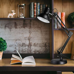 Dimmable LED Desk Lamp Touch with USB Charging Port 5 Brightness Levels Flexible $19.64