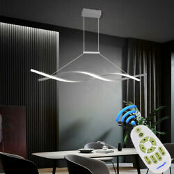 Modern LED Chandelier Dining Room Ceiling Light Acrylic Pendant Lamp Fixtures $70.19