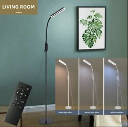 Adjustable LED Floor Lamp Light Standing Reading Living Room Office Dimmable $49.99