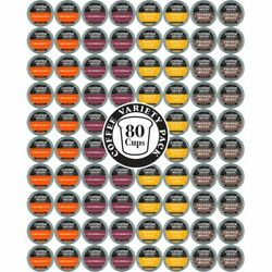 COPPER MOON COFFEE K CUPS VARIETY PACK 80 COUNT $29.99