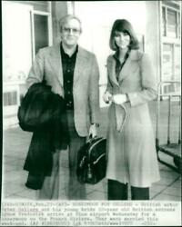 Peter Sellers and Lynne Frederick Vintage photograph 1101765 $20.90