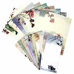Stationary Paper and Envelopes Set60PCS Stationary Set 40 stationery Papers 2 $12.26
