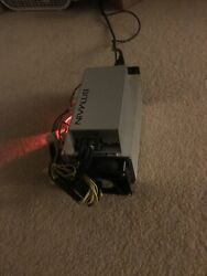 Bitmain Antminer L3 504 MH s with PSU. Scrypt Crypto Miner $650.00