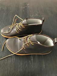 VIVOBAREFOOT 300041 12 MENS GOBI II BROWN LEATHER BOOTS SIZE 40 M $74.99