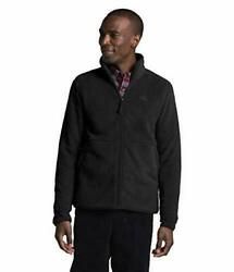 New Mens The North Face Dunraven Sherpa Fleece Jacket Coat Top Full Zip $59.99