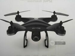 Holy Stone HS120D FPV GPS RC Quadcopter Drone w 1080p HD Camera WiFi 2.4Ghz $99.99