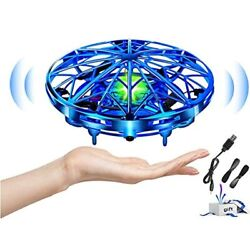 Hand Operated Drones For Kids Adults Mini Motion Sensor Small Flying Ball Toys $20.28