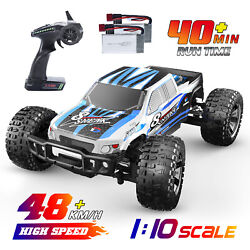 9200E RC 4WD Cars 1:10 High Speed Off Road Monster Truck Electric Toy 2 Battery $99.99