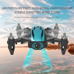 Multi function Folding CS02 Drone with Camera GPS Live Video Return Home LED $25.22