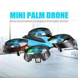 Mini Drone for Kids Adjustable Speeds Altitude Hold Remote Control Quadcopter $14.18