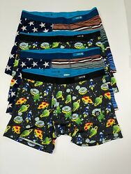 Stance Boys Boxer Brief Lot Of 4 Size Large $39.99