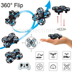 H823H Mini Pocket RC Nano Quadcopter Drone For Kids Altitude Hold Headless Mode $23.49