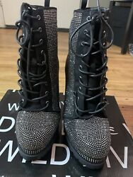 womens boots size 7.5 $25.00
