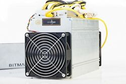 Antminer L3 580mh s in hand with APW official Bitman power supply $750.00