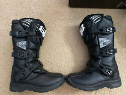 Fox Youth Comp 3 Size 1 Boots $90.00