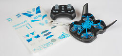 Flight Lab Toys 1001 HoverCross Ready to Fly Blue Drone Hovercraft $66.99