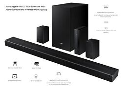 Samsung HW Q67CT Home Theater 7.1 w Rear Speakers amp; Sub Certified Refurbished $199.99
