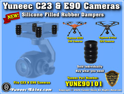 Yuneec C23 E90 Cameras Silicone Gimbal Damper OEM YUNE90101 $6.99