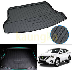 Rear Trunk Cargo Floor Tray Boot Liner Mats Carpets for 2014 2020 Nissan Rogue $65.59