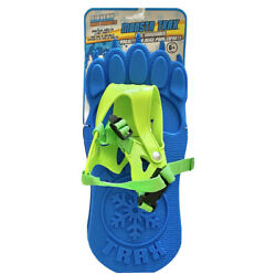 Airhead Snow Products MONSTA TRAX Kids Snowshoes Bigfoot Monster Footprints NEW $24.99