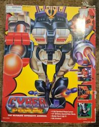 Cyber Power The Ultimate Offensive Arsenal Sky Toys very rare $99.95
