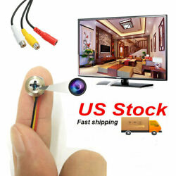 1000TVL FULL HD smallest mini micro SPY Video security Tiny Little small camera $26.00