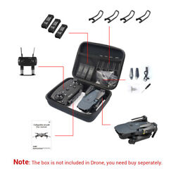 Drone X Pro Fold Quadcopter WIFI FPV with HD 2MP Camera 3extra Batteries $19.99