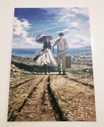 Violet Evergarden Special Novelty For Theater Visitors quot;Postcard from Ecartequot; $28.00