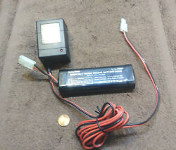 Archer 23 231A NiCd 7.2V RC Charger Enercell Turbo Racing Battery Pack Tested $32.95