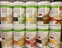 NEW Herbalife Formula 1 Healthy Meal Nutritional Shake Mix Fast Shipping $29.99
