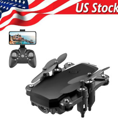 RC Drone 4K HD Camera WiFi FPV Mini Drone Quadcopter with Bag Toy for Kids Gift $25.07