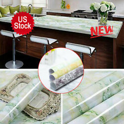 Marble Contact Paper Removable Wallpaper Film Self Adhesive Kitchen Countertop $8.98