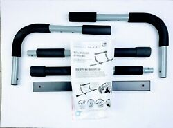 **OPENBOX**Iron Gym PULL UP BAR Brand New Doorway No Drilling Pullup Chinup Chin $21.99