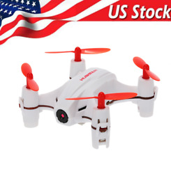 Hubsan H002 Q4 2.4G 4CH 6 Axis with 480P Camera Mini RC Quadcopter Drone RTF Toy $23.05