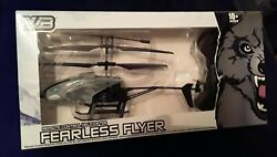 Fearless Flyer X B Remote Control Helicopter Brand New Never Used $10.99