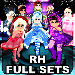 Royale High ROBLOX Full Sets CHEAPEST PRICES read desc. $14.50