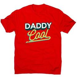 Daddy cool men#x27;s T shirt for dad on father#x27;s day S 5XL $15.99