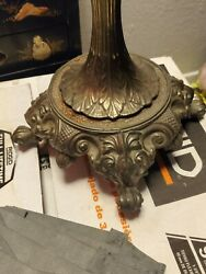 Antique Brass Lamp Set $479.00