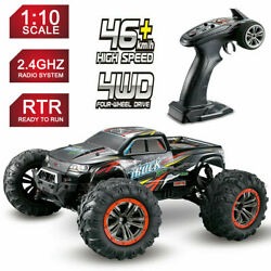 2.4Ghz Electric All Terrain RC Car High Speed 1 12 2WD Off Road Toy Remote Truck $56.99