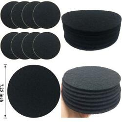 8 Pack Kitchen Compost Bin Charcoal Filter S Compost Pail Carbon Filters 7.25 $19.40
