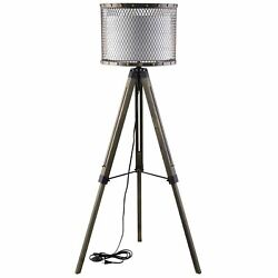 Ergode Fortune Floor Lamp Antique Silver $298.47